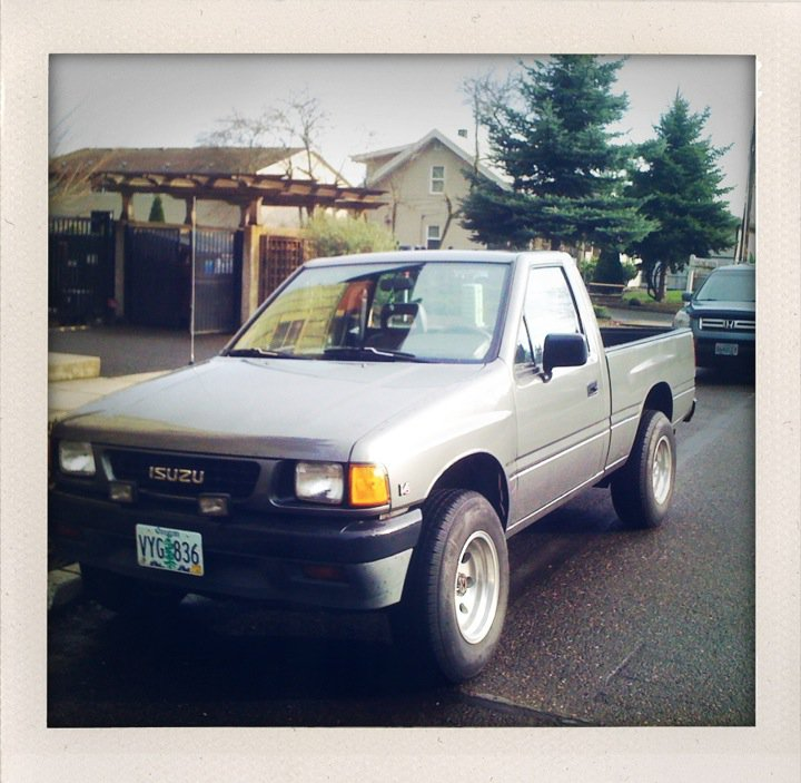 1992 Isuzu Pickup 4x4 V6 Arb Expedition Build Little Gray