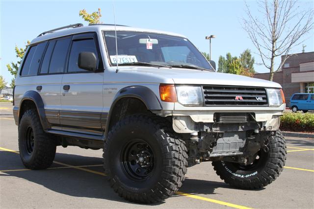 1995 Mitsubishi Montero SR | 4WD Build Up | Forum