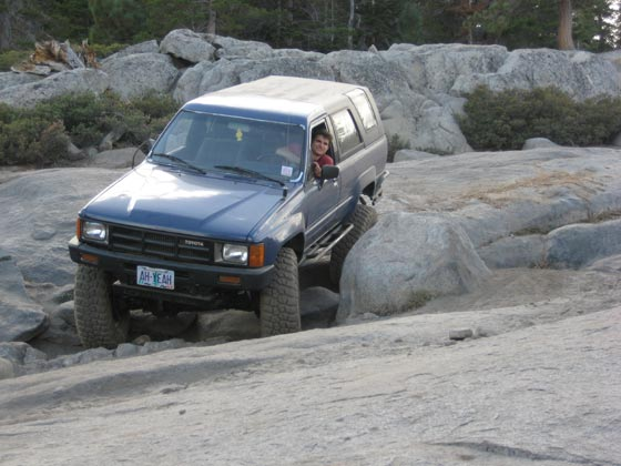 Rubicon Trail 2009